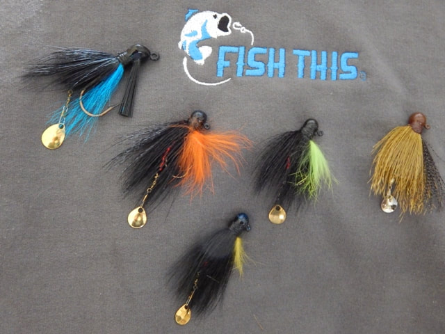 Fishing With Hair Jigs In The Fall Fish This Pa