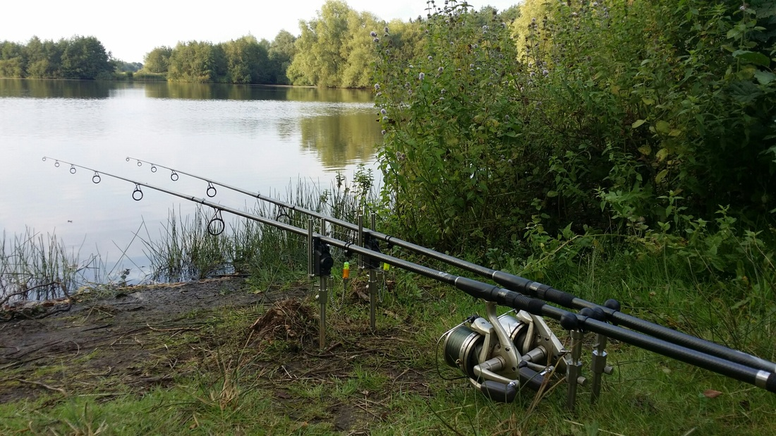 Carp Fishing Tactics