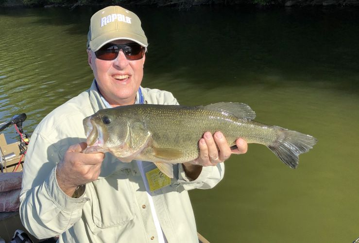 Top Water Trips Bass Guide Service